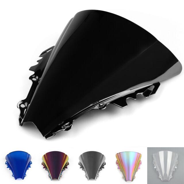 New Quality Motorcycle Windshield Windscreen For Yamaha YZF R6 2006-2007 Iridium
