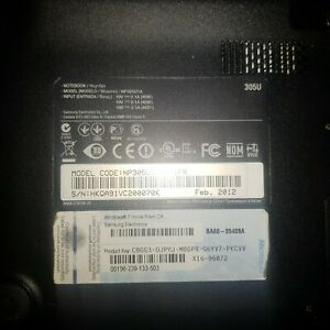 ordinateur portable samsung 12 pouces