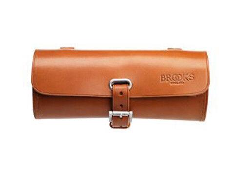 "Honey Brooks en cuir sacoche de selle /""Challenge saddle bag/"""