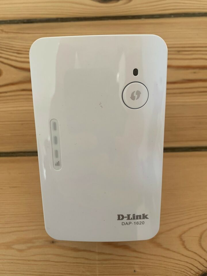 Repeater, wireless, D-link