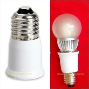 E27-auf-E27-LED-Leuchtmittel-Verlaengerung-Adapter-Lampe-Sockel-Fassung