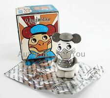 NEW Disney Ink & Paint Vinylmation Donald Duck VARIANT Grey Black White