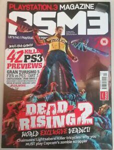 MAGAZINE - PSM3 Playstation 3 PS3 Magazine #131 October 2010 Dead Rising 2