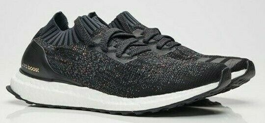 ADIDAS ULTRA BOOST UNCAGED BLACK MULTICOLOR 11 BA9796 futurecraft 4d datamosh og