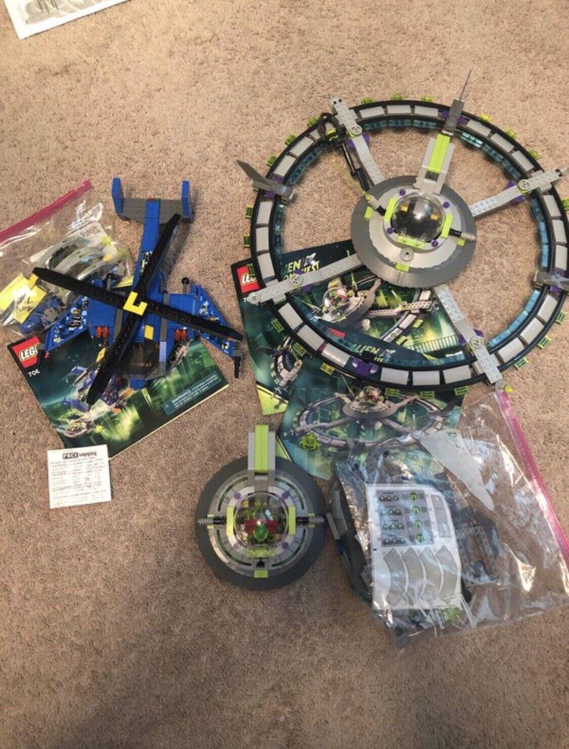 Lego-Alien Conquest - 7065 & 7067