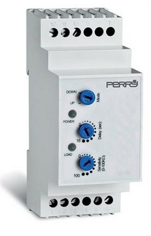 1CL RLE230E 2  Regolatore di livello elettronico 230V Serie E evoluto 2 DIN