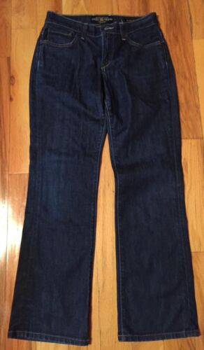 Lucky Brand Jeans Low Rise Easy Rider Dark Wash De