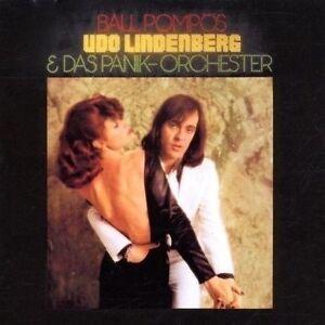 Udo-Lindenberg-Ball-Pompoes-CD-Neu-amp-OVP-1-Bonus-Titel-dig-remastered