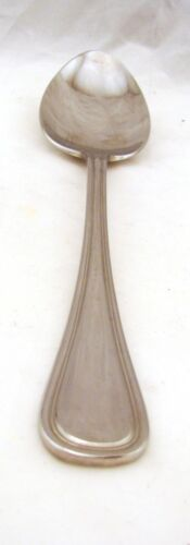"""8 1//4/"""" s Cuisinart Stainless Steel 18//10 STRATFORD Oval Soup Spoon"""
