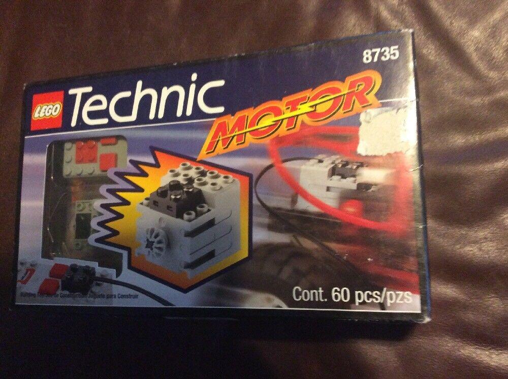 LEGO Technic Motor Set, 9 V  8735