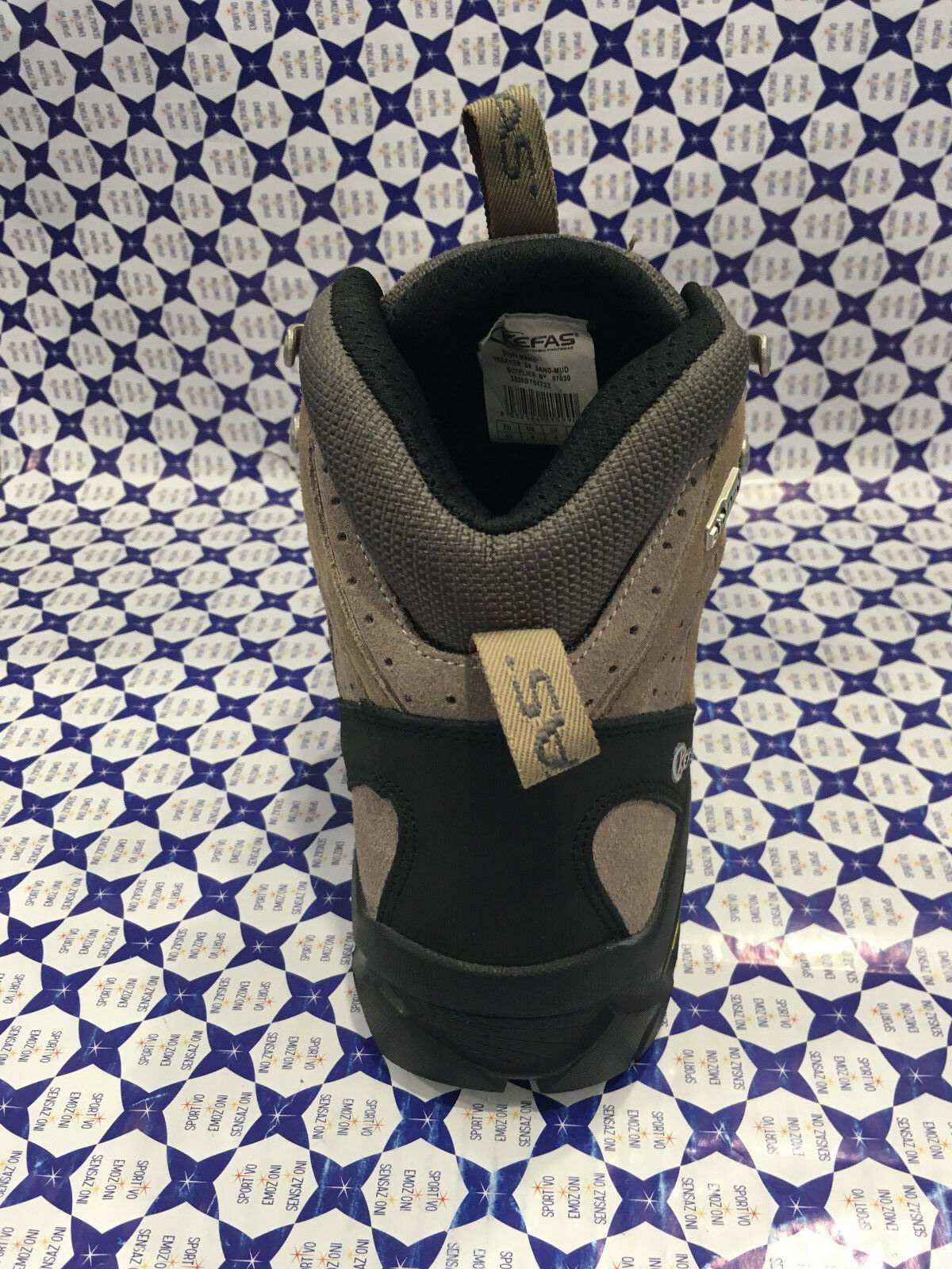 Schuhe Trekking kefas Herren Herren Herren - discover 06 grau schwarz Schlamm - 3450BY 3336BY 6ef24f