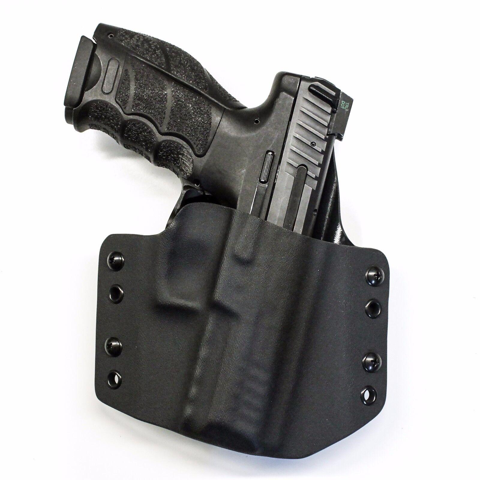 GMI Fundas-Negro Funda Kydex (elija Pistola Modelo )