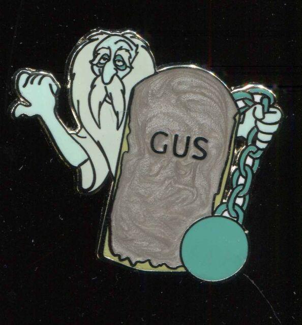 WDW Magic Kingdom's Haunted Mansion Graveyard Mystery Gus Disney Pin 90622