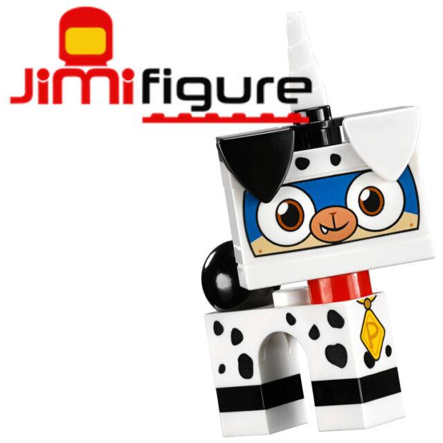 NEW LEGO Minifigures Unikitty Dalmation Puppycorn 41775 Genuine Dog Movie