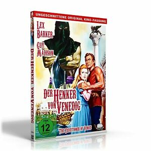 BLOOD-OF-THE-EXECUTIONER-OF-VENICE-Lex-Barker-Guy-Madison-NEW-REGION-FREE-DVD