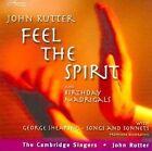 Feel the Spirit: Songs and Spirituals (CD, Feb-2002, Collegium Records)