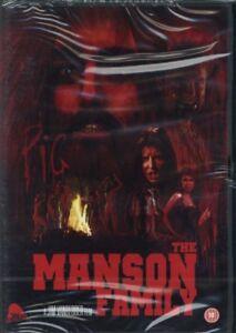The Manson Famiglia - Anniversario Edizione Nuovo DVD