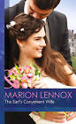 The Earl's Convenient Wife by Marion Lennox (Hardback, 2015)