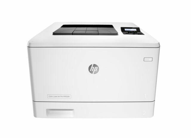 BRAND NEW HP Color LaserJet Pro M452dn Color Laser Printer