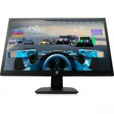 HP 27o 27  LCD LED Monitor Black - 1920 x 1080 Full HD Display @ 60Hz - 1 ms res