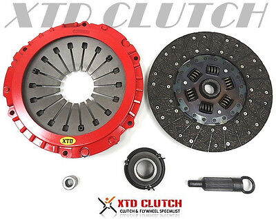 XTD STAGE 2 HD ORGANIC CLUTCH KIT 94 95 96 CORVETTE LT1 LT4