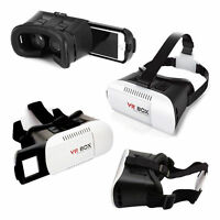VR Box Virtual Reality 3D Video Glasses