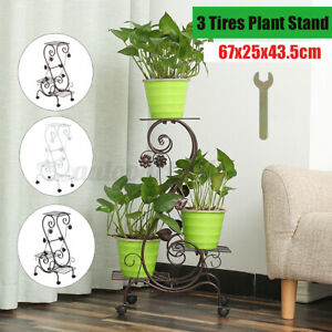 3-Tires-Metal-Plant-Flower-Stand-Display-Shelf-Home-Office-Store-Garden-Patio