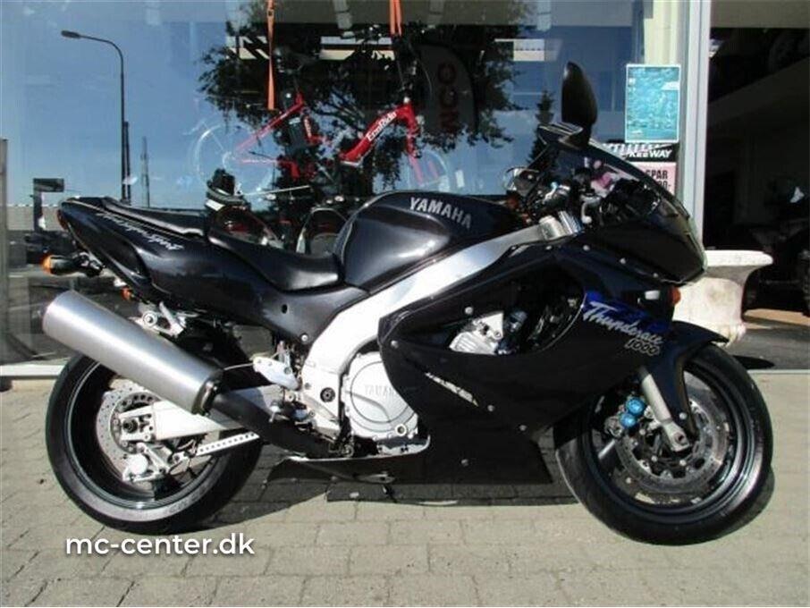 Yamaha, YZF 1000 R, ccm 1000