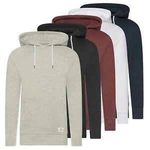 Solid-Herren-Morgan-Hood-Hoodie-Pullover-Kapuzenpullover-Sweatshirt-S-XXL