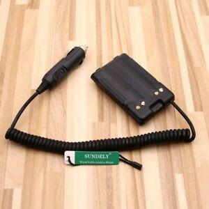 Fit-Yaesu-New-Car-Battery-Adaptor-Eliminator-FNB-83-VX-170-VXA-150-US-Seller