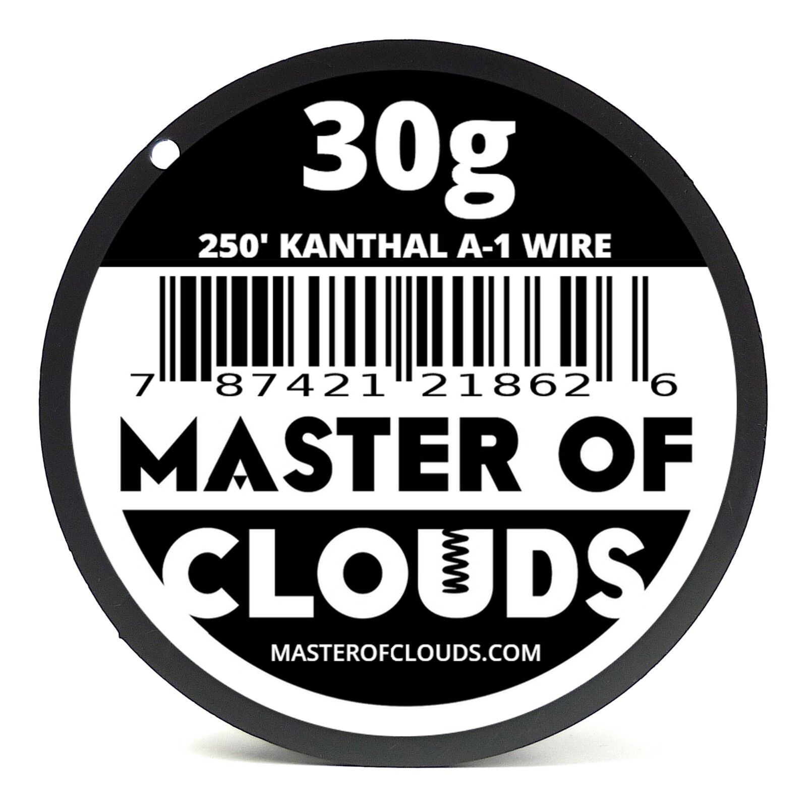 Master of clouds cecominod015823 100 ft 22 gauge kanthal a1 master of clouds cecominod015823 100 ft 22 gauge kanthal a1 resistance wire ebay keyboard keysfo Choice Image