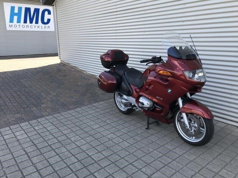 BMW, R 1150 RT, ccm 1130