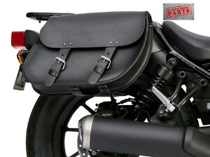 quality design arrives good out x Details about 2017 - 2019 Honda Rebel CMX500 CMX 500 Throw Over Saddle Bags  and Supports NEW