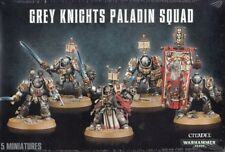Games Workshop Warhammer 40k Grey Knights Paladin Squad