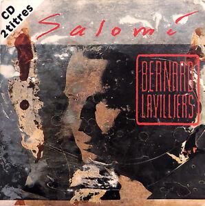 Bernard-Lavilliers-CD-Single-Salome-France-VG-EX
