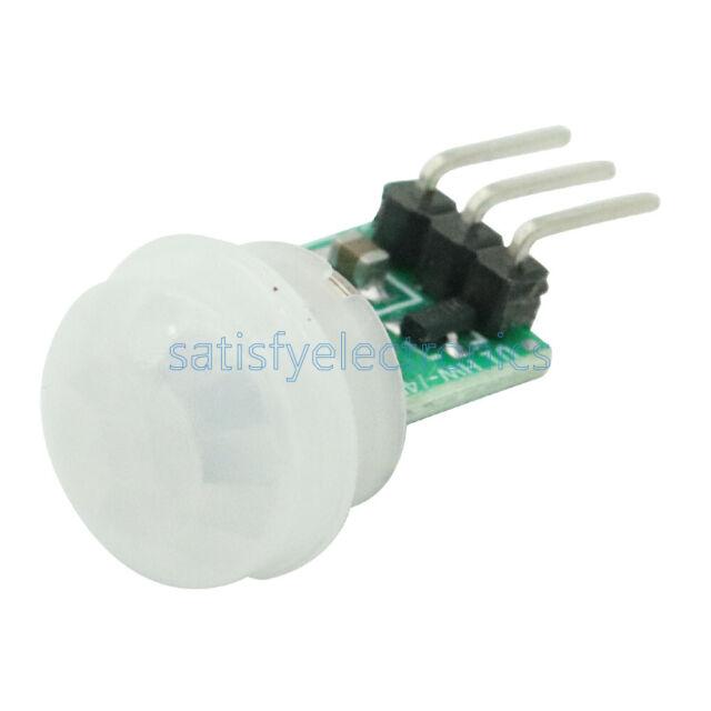 Mini IR Pyroelectric Infrared PIR Motion Sensor Pyroelectric for