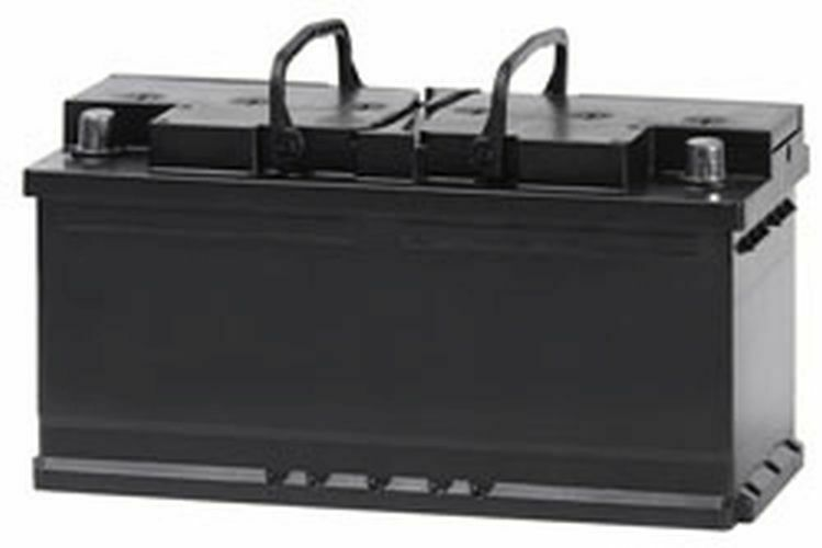 REPLACEMENT BATTERY FOR BMW 528I L4 2.0L 850CCA AGM YEAR 2012