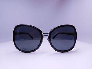 1c05fbc8f037 Linda Farrow LFL 166 27 Sunglasses Women s Size 60-16-130 Black
