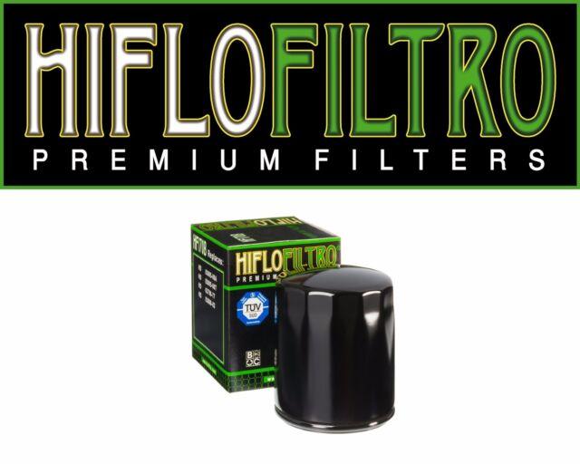 HIFLO FILTRO DE ACEITE BLACK HARLEY DAVIDSON XR1200 SPORTSTER 2009-2010