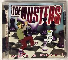 Make a Move by The Busters (CD, Oct-1998, Moon)