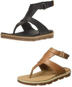 778b02fe467 Image is loading SOREL-Women-039-s-Torpeda-Ankle-Strap-Sandal