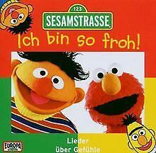 Sesamstrasse - Ich bin so froh von Sesamstrasse | CD | Zustand gut