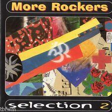 More Rockers - Selection 2 - CD - NEUWERTIG - DUB ELECTRO DRUM & BASS JUNGLE