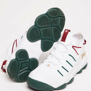 Details about NEW MENS FILA LIMITED EDITION Spaghetti Knit 1BM00057-124  WHITE / GREEN