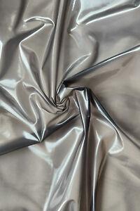 Al Metro Soft Trasparente Pellicola 16mm Pantaloni Nero Super Pvc 0 1qROxE