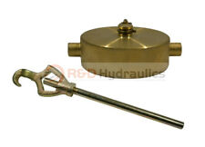 Fire Hydrant Adapter Combo Nst 2 12 Cap Withhydrant Wrench