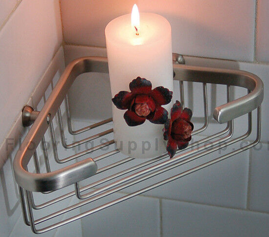 TileWare Promessa Bathroom Fixtures Luxurious Soap & Shampoo Extra Deep Corner