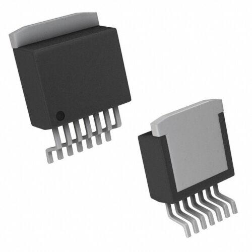 interno FLYBACK diodi 5A TLE5205-2G Infineon driver; individuazione degli errori
