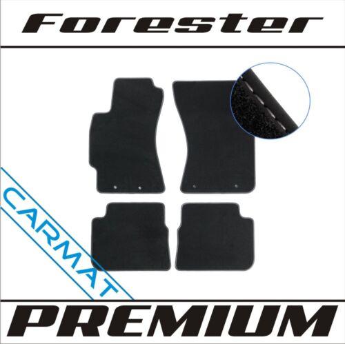 Subaru Forester III Bj 2008-2013 Premium Fussmatten Autoteppiche