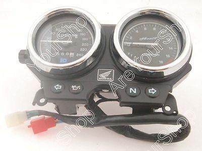 Speedometer Tachometer Gauges For Honda Hornet 600 00-06 D